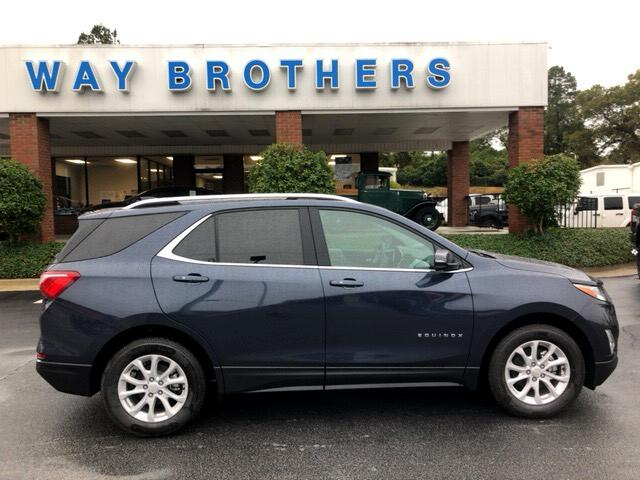 2018 Chevrolet Equinox FWD 4DR LT W/3LT