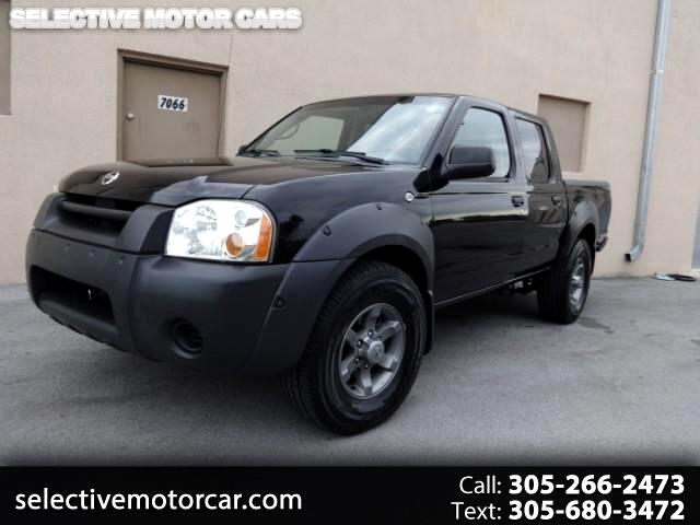 2003 Nissan Frontier SE-V6 Crew Cab 2WD
