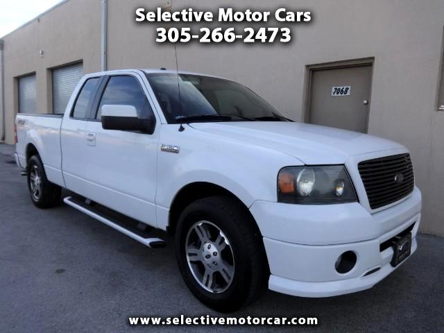 2008 Ford F-150 Lariat SuperCab 2WD