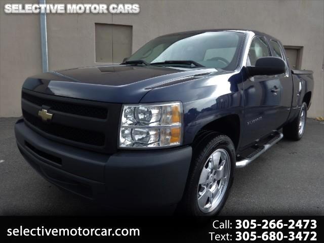 2010 Chevrolet Silverado 1500 LS EXTENDED CAB