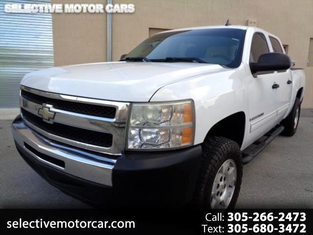 2009 Chevrolet Silverado 1500 2wd crew cab 143.5 LT