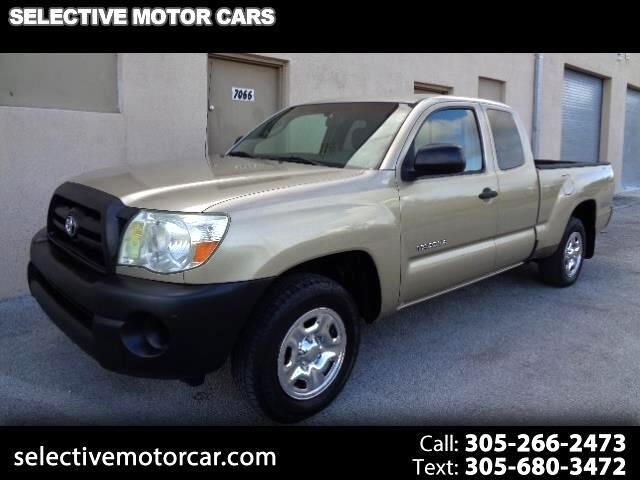 """2006 Toyota Tacoma Access 127"""" Auto (Natl)"""