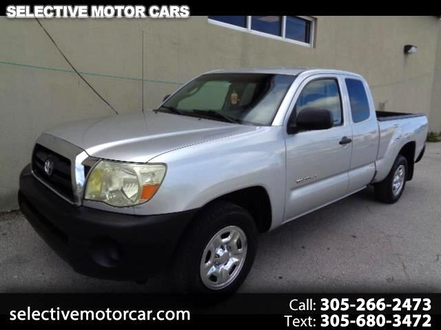 2007 Toyota Tacoma 2WD Access I4 AT (Natl)