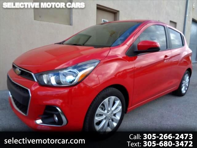 used 2017 chevrolet spark 5dr hb cvt lt w 1lt for sale in miami fl 33144 selective motor cars. Black Bedroom Furniture Sets. Home Design Ideas