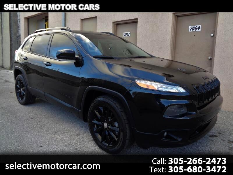 2014 Jeep Cherokee FWD 4dr Altitude