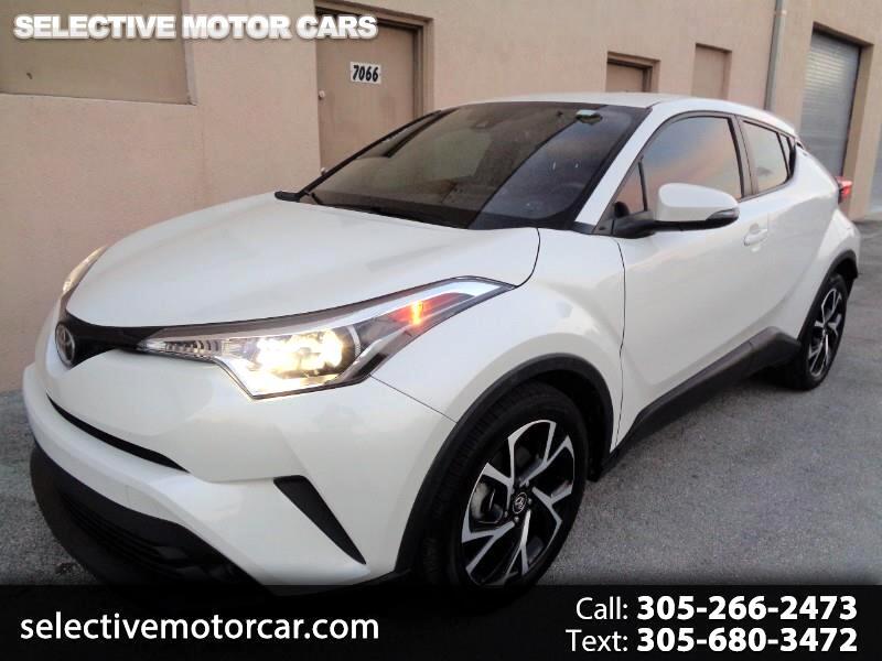 2018 Toyota C-HR XLE Premium FWD (Natl)