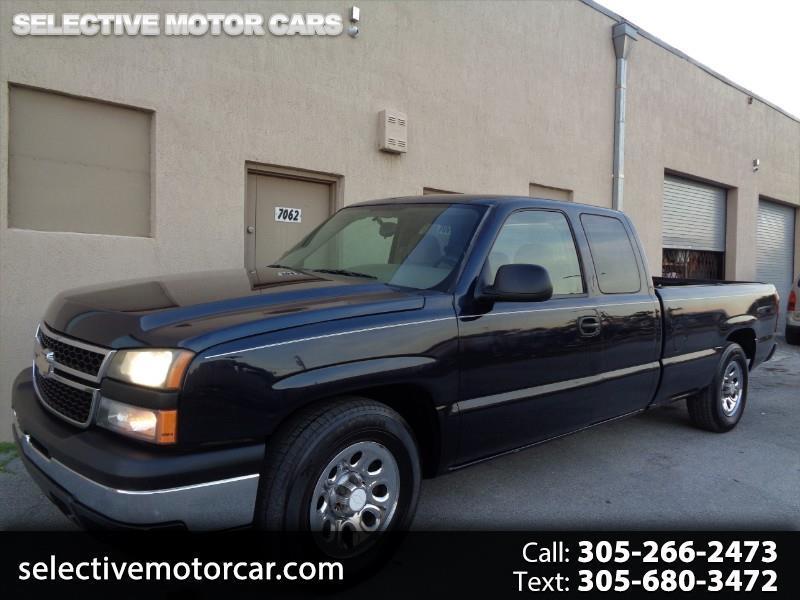 """2006 Chevrolet Silverado 1500 Ext Cab 157.5"""" WB 2WD LS"""