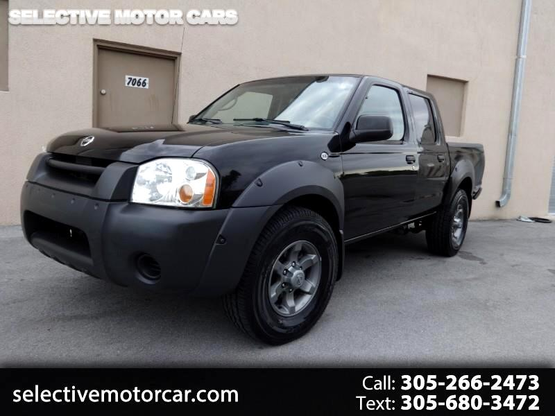 2003 Nissan Frontier 2WD XE Crew Cab V6 Auto Std Bed