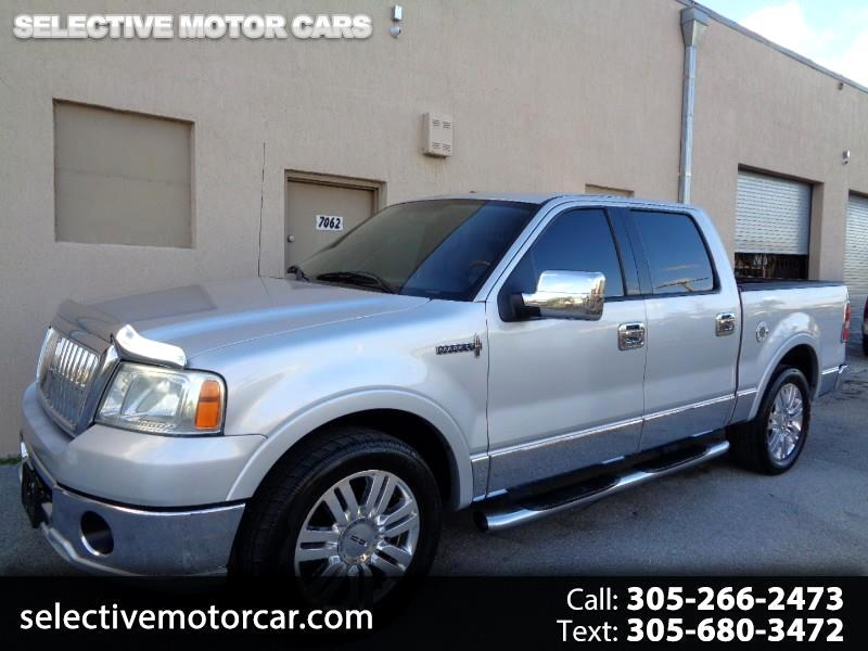 2007 Lincoln Mark LT 2WD Supercrew 139""