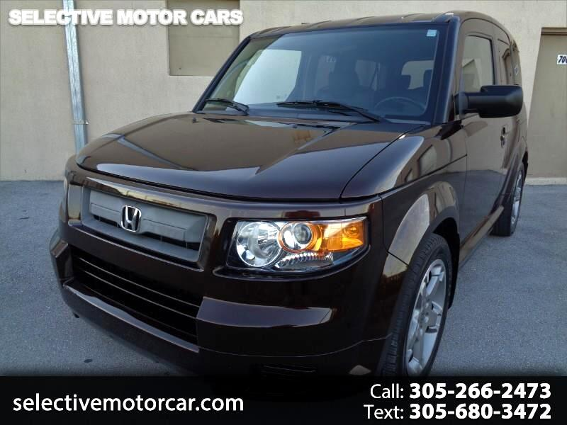 2008 Honda Element 2WD 5dr Auto SC
