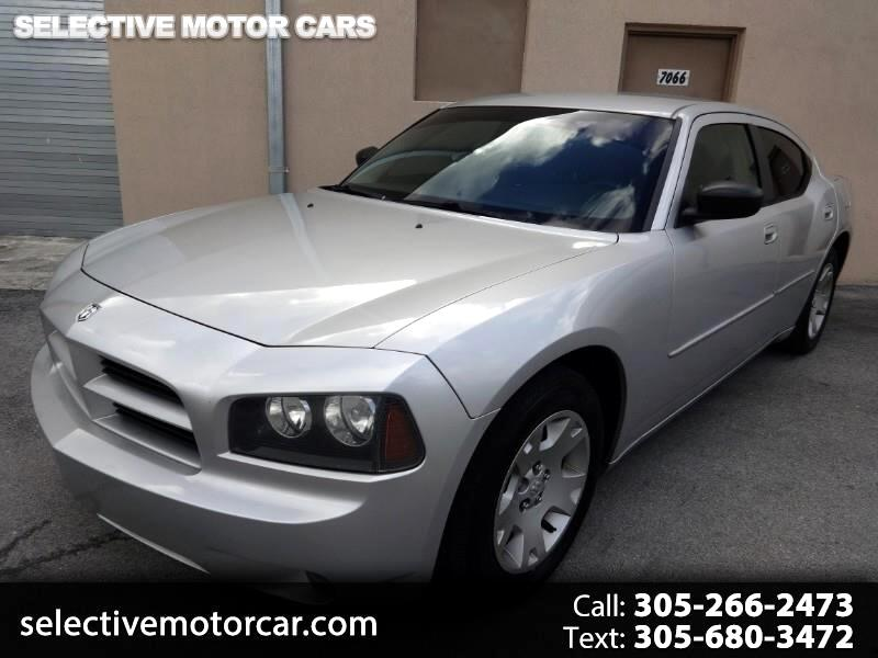 2006 Dodge Charger 4dr Sdn Fleet RWD