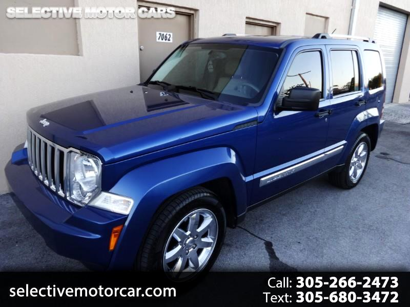 2010 Jeep Liberty RWD 4dr Limited
