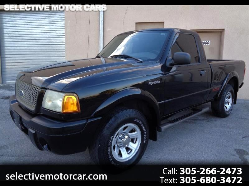 2003 Ford Ranger Reg Cab 3.0L Edge