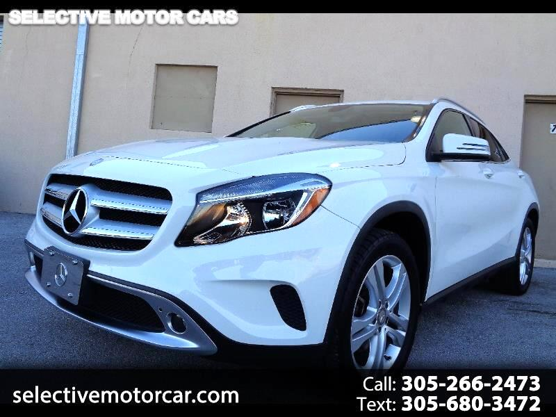 2015 Mercedes-Benz GLA GLA 250 4MATIC SUV