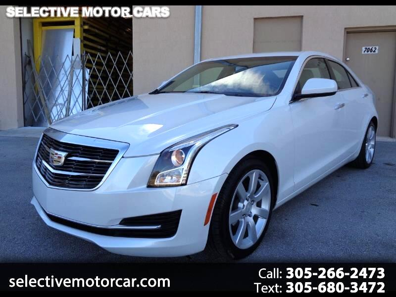 Cadillac ATS Sedan 4dr Sdn 2.0L Luxury RWD 2016
