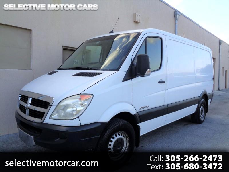 "2007 Dodge Sprinter 2500 144"" WB"