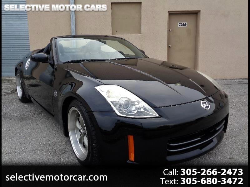 2006 Nissan 350Z 2dr Roadster Touring Auto