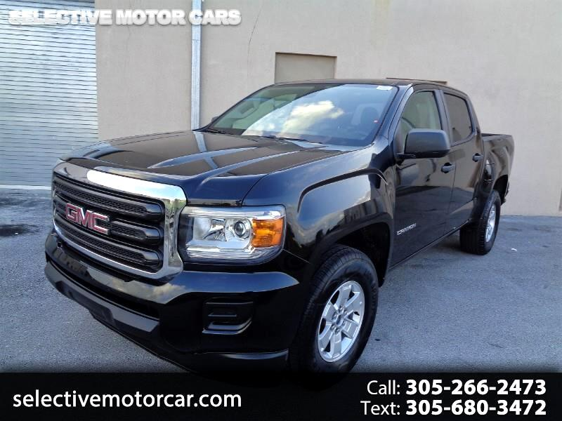 2017 GMC Canyon 2WD Crew Cab 128.3""
