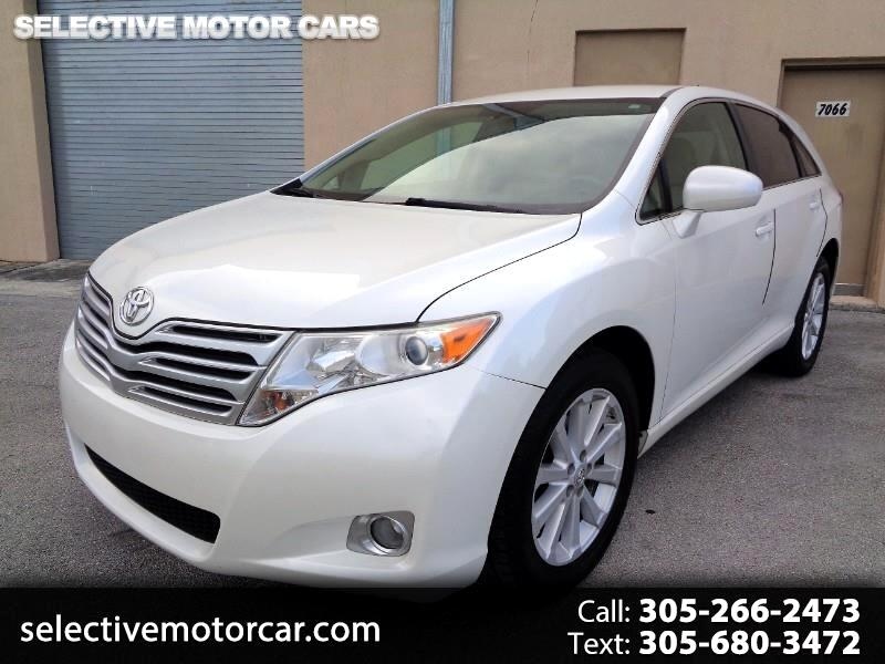 2012 Toyota Venza 4dr Wgn I4 FWD XLE (Natl)