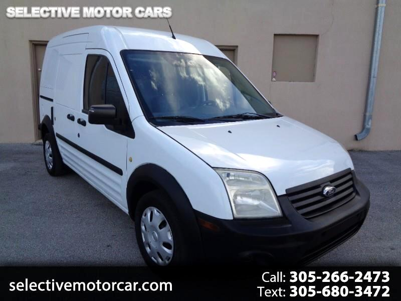 """2013 Ford Transit Connect 114.6"""" XL w/o side or rear door glass"""