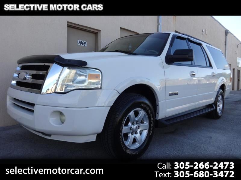 2008 Ford Expedition EL 2WD 4dr XLT
