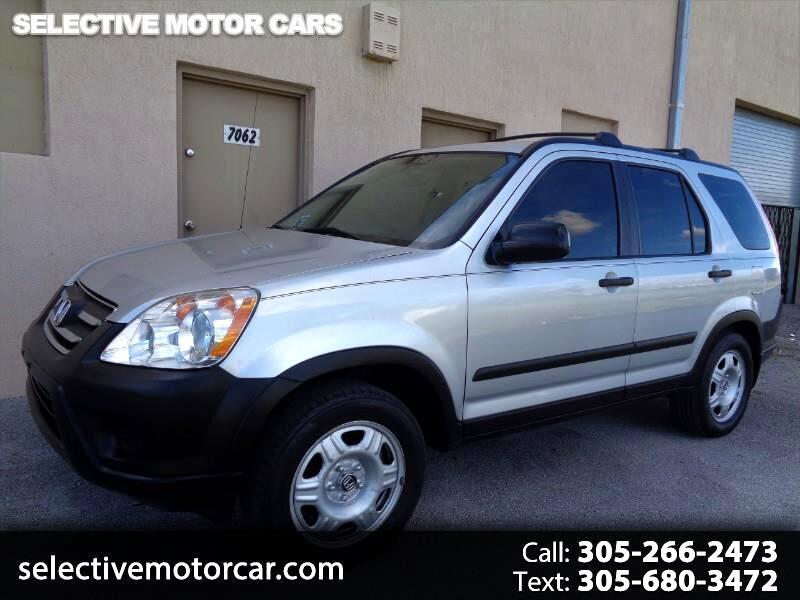 2005 Honda CR-V 2WD LX AT