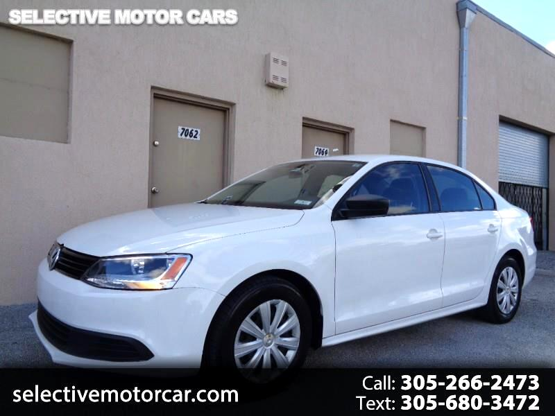 2013 Volkswagen Jetta Sedan 4dr Auto S *Ltd Avail*