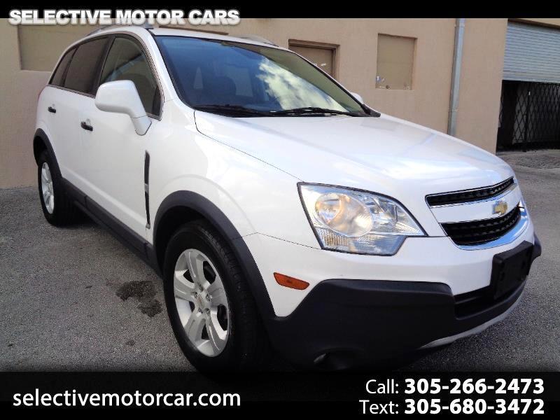2013 Chevrolet Captiva Sport Fleet FWD 4dr LS w/2LS