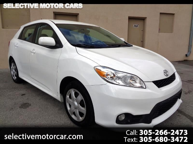 2013 Toyota Matrix 5dr Wgn Man L FWD (Natl)