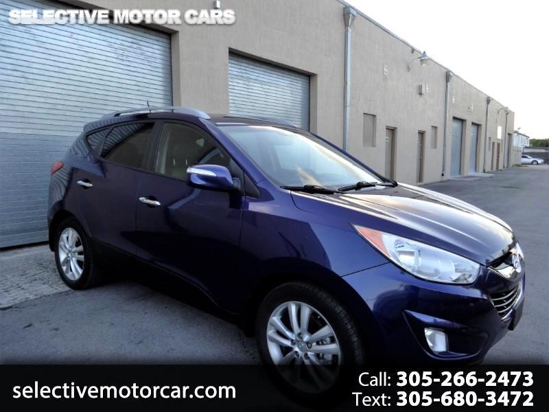 2013 Hyundai Tucson FWD 4dr Auto Limited