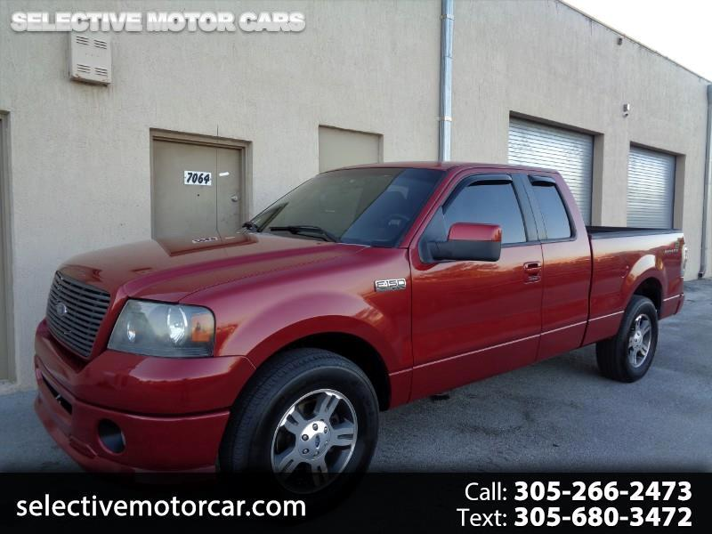 "2007 Ford F-150 2WD Supercab 145"" FX2"