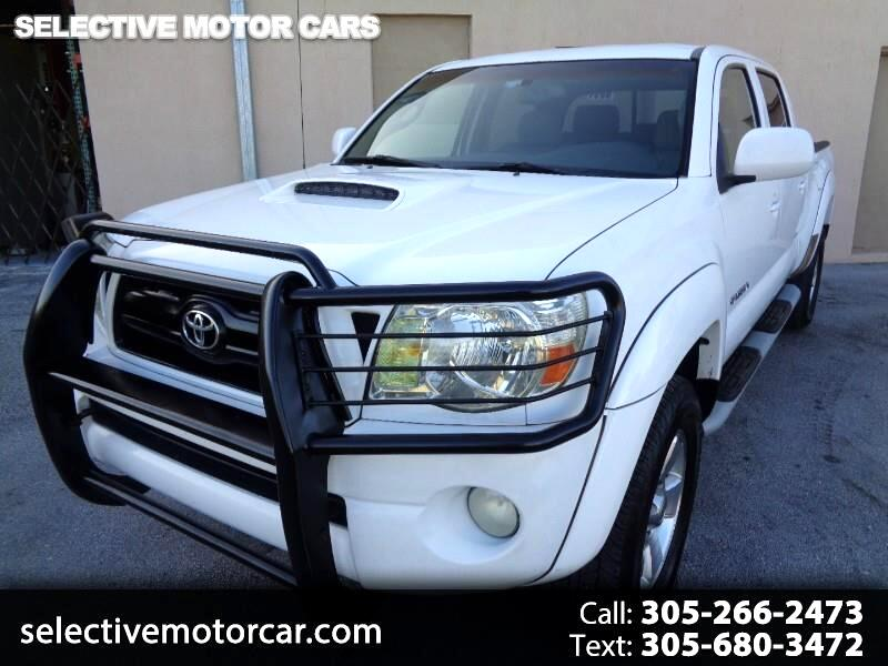 Toyota Tacoma 2WD Double Cab V6 AT TRD Sport (Natl) 2005