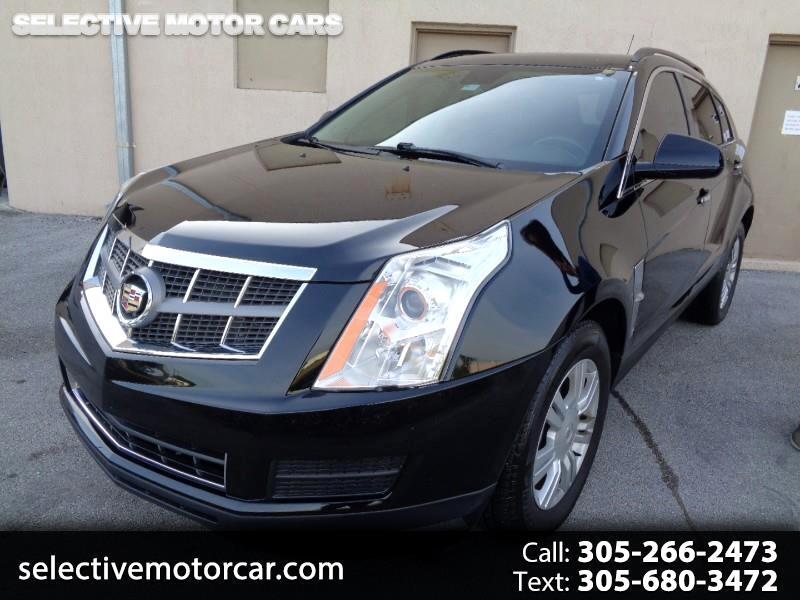2012 Cadillac SRX FWD 4DR