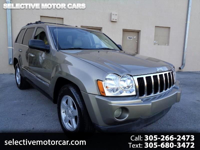 Jeep Grand Cherokee 4dr Limited 2006