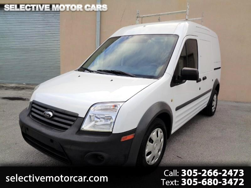"""Ford Transit Connect 114.6"""" XL w/o side or rear door glass 2013"""