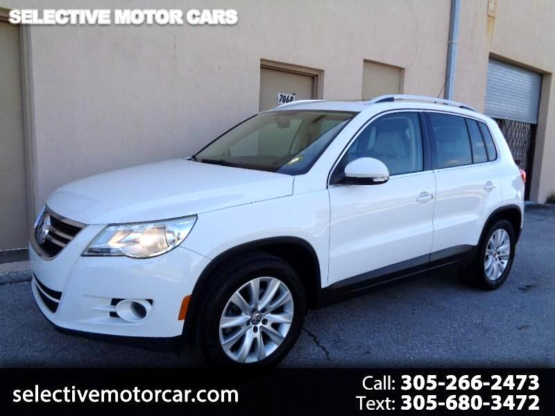 Volkswagen Tiguan FWD 4dr SE w/Leather 2009