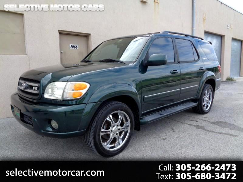 Toyota Sequoia 4dr Limited (Natl) 2001