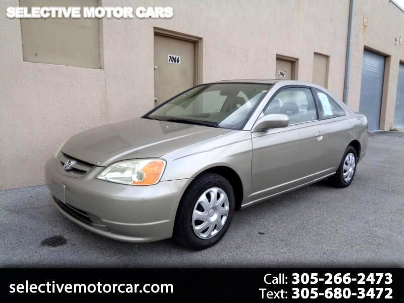 Honda Civic EX coupe 2003