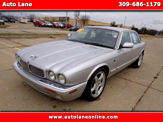 2003 Jaguar XJ-Series XJR
