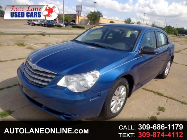 buy here pay here 2008 chrysler sebring sedan lx for sale in peoria il 61604 auto lane. Black Bedroom Furniture Sets. Home Design Ideas