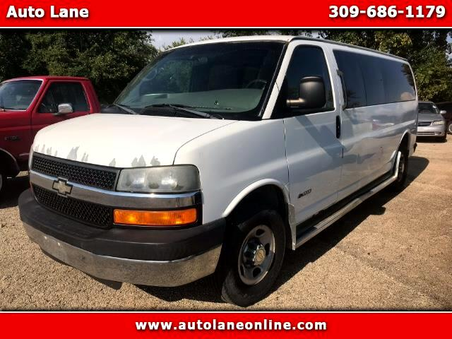 2004 Chevrolet Express 3500 Extended