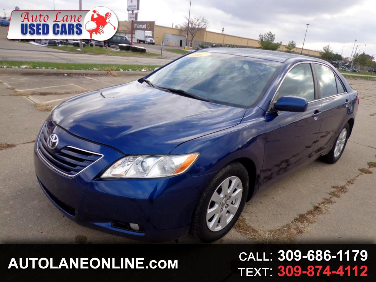 2007 Toyota Camry 4dr Sdn I4 Auto XLE (Natl)