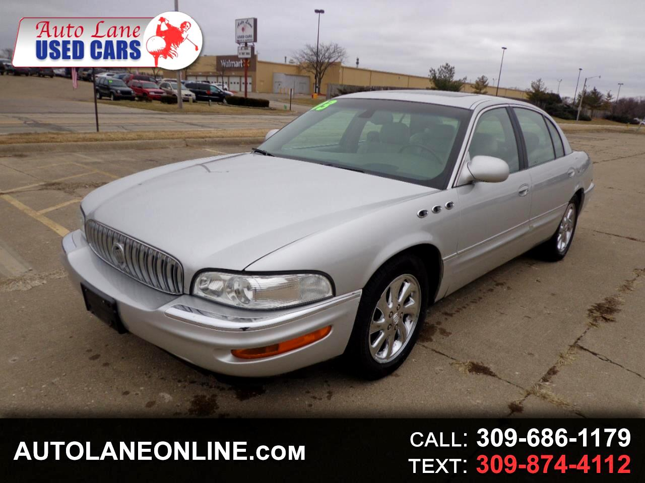 2003 Buick Park Avenue 4dr Sdn Ultra