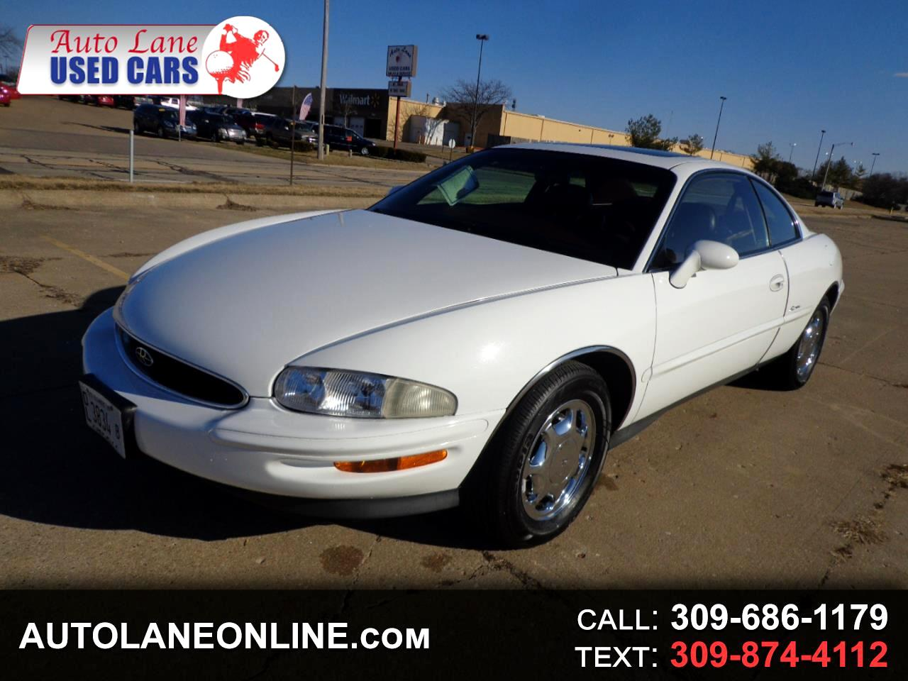 1997 Buick Riviera 2dr Cpe