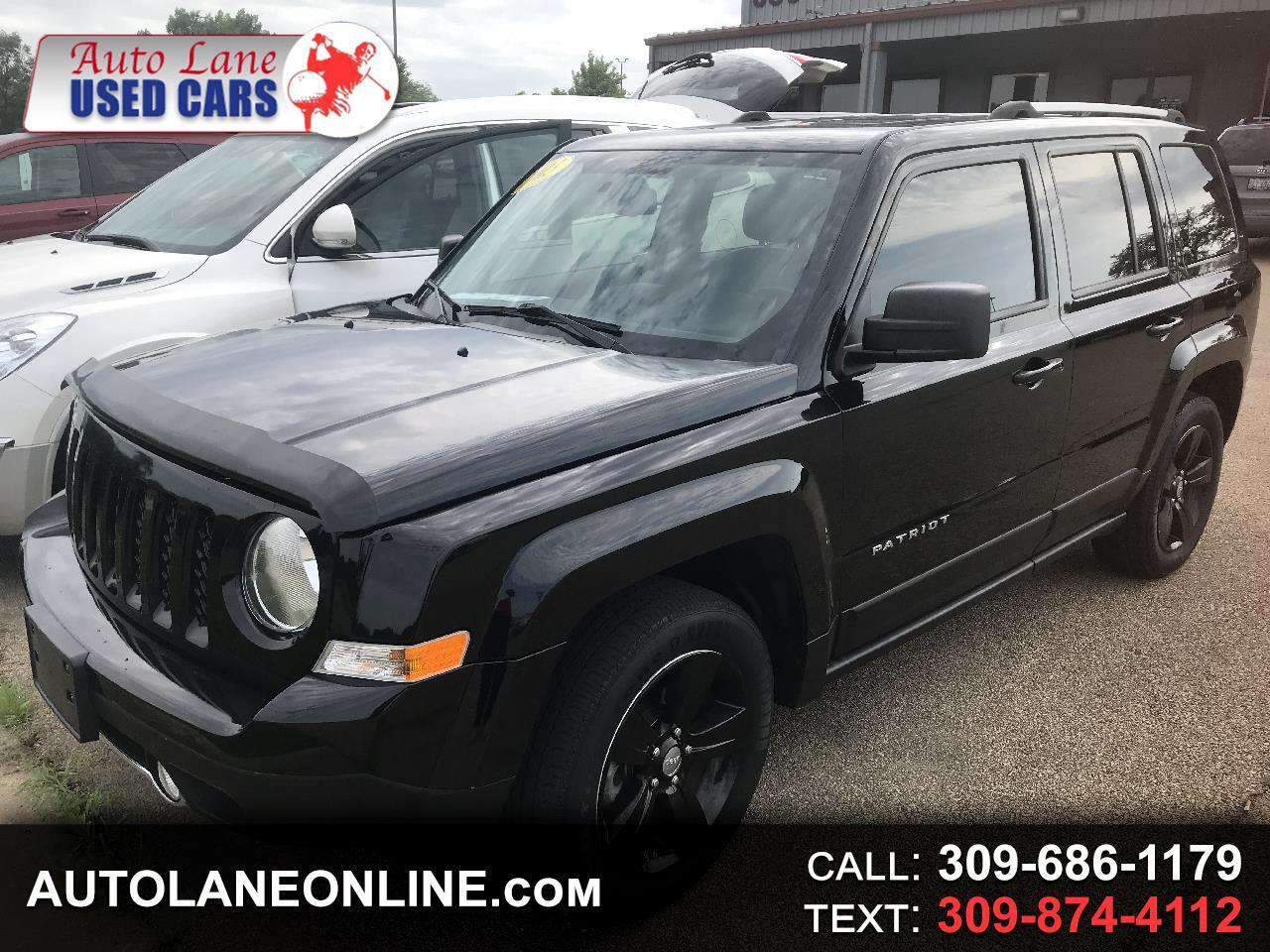 2013 Jeep Patriot FWD 4dr Limited