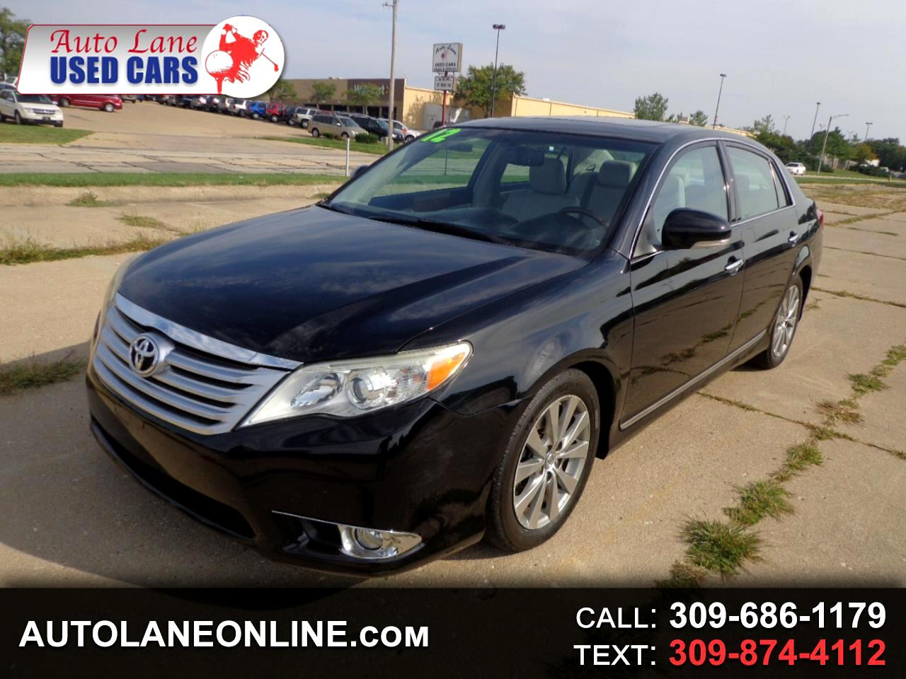 Toyota Avalon 4dr Sdn (Natl) 2012