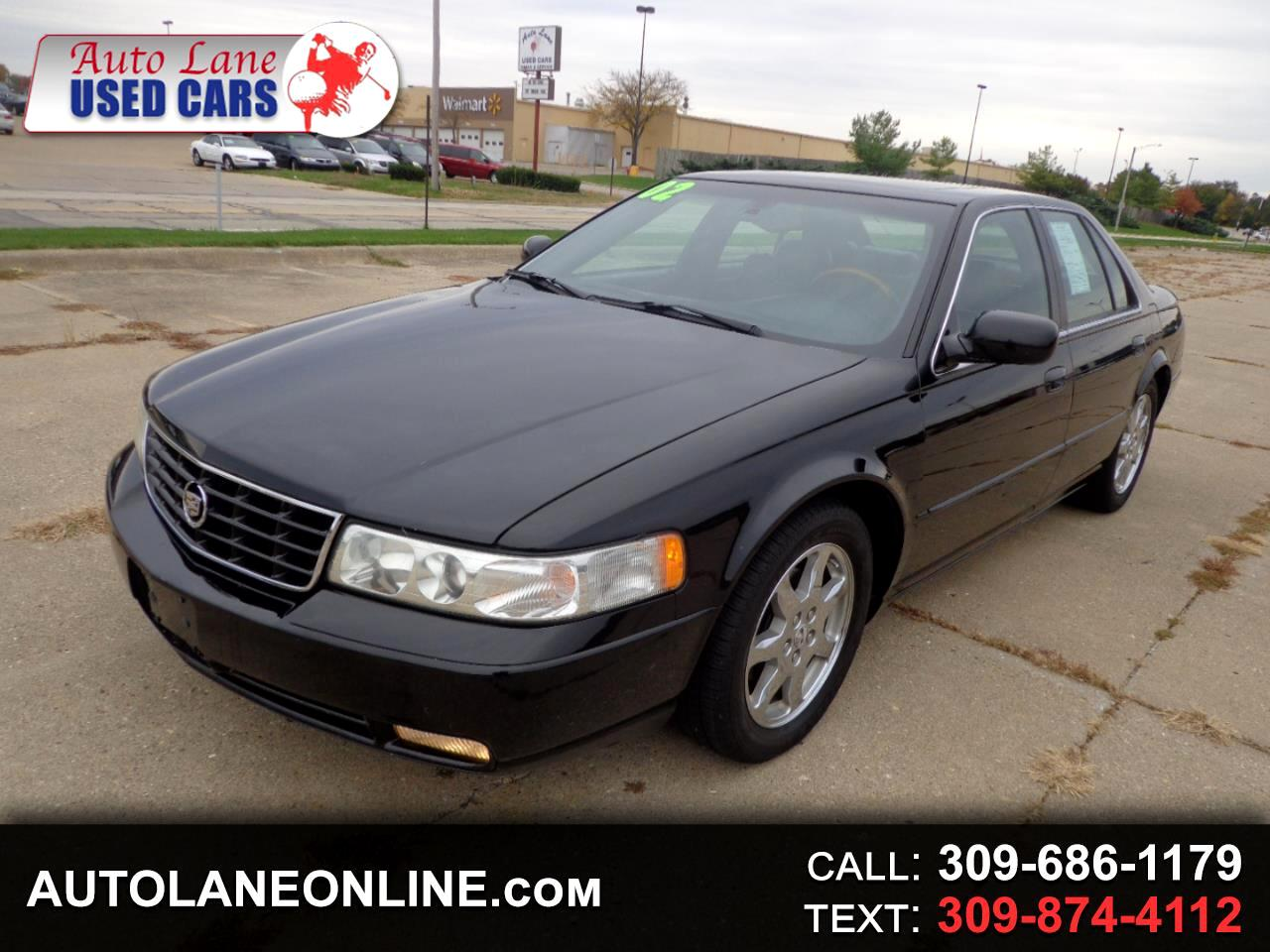 Cadillac Seville 4dr Touring Sdn STS 2002