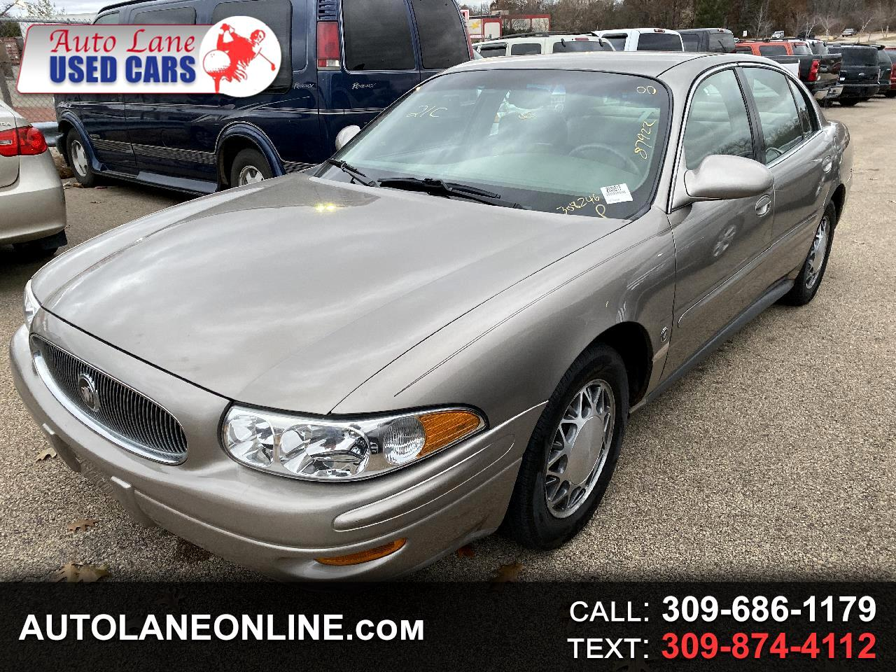 Buick LeSabre 4dr Sdn Limited 2000