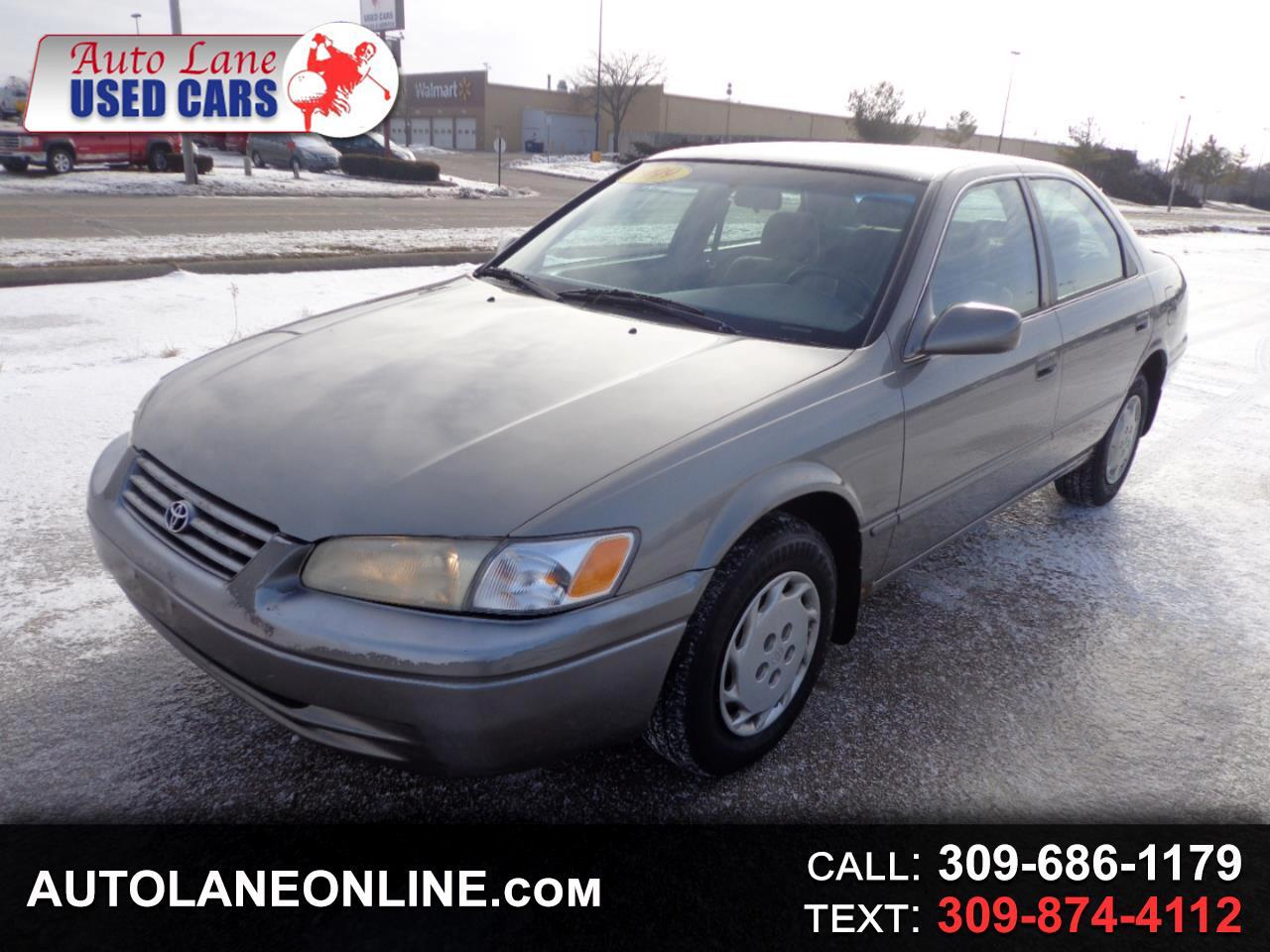 Toyota Camry 4dr Sdn XLE Auto 1999