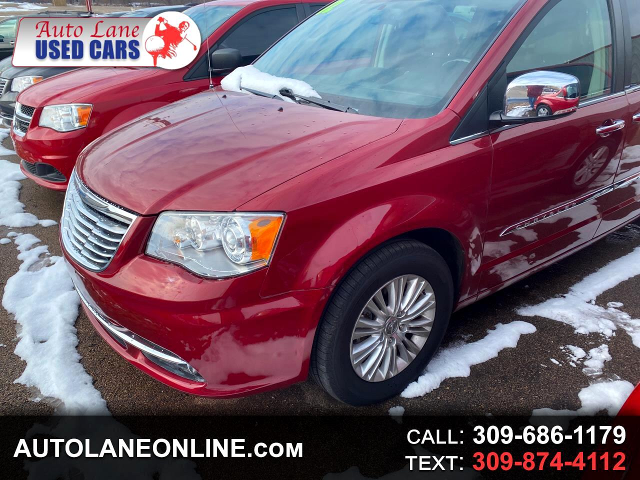 Chrysler Town & Country 4dr Wgn Limited 2012